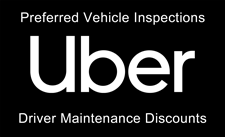 Preferred Vehicle Inspections and Driver Maintenance Discounts for Uber!