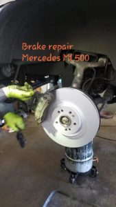 Brake installation and repair in Everett, WA